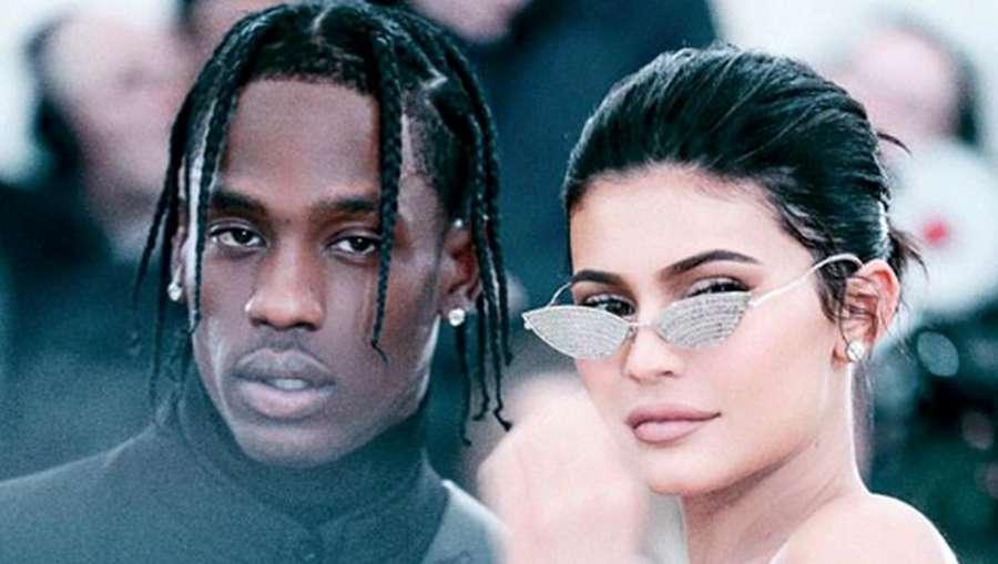 Kylie Jenner-Travis Scott Diisukan Putus, Ini Momen-momen Mesranya