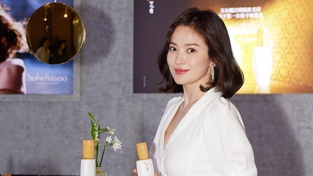 Demi Tubuh Ramping, Ini Pola Makan Song Hye Kyo hingga Park Shin Hye