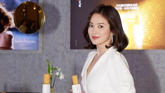 Foto: Instagram Song Hye Kyo