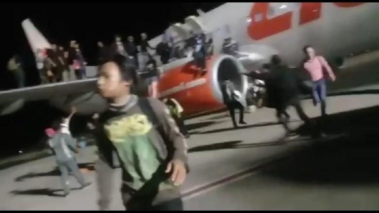 Canda Bom di Lion Air Berujung Tersangka