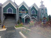 Ini adalah masjid terbesar di Indonesia Timur (Ibnu Munsir/detikTravel)