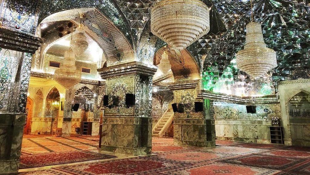 Masya Allah, Inikah Masjid Tercantik di Dunia?