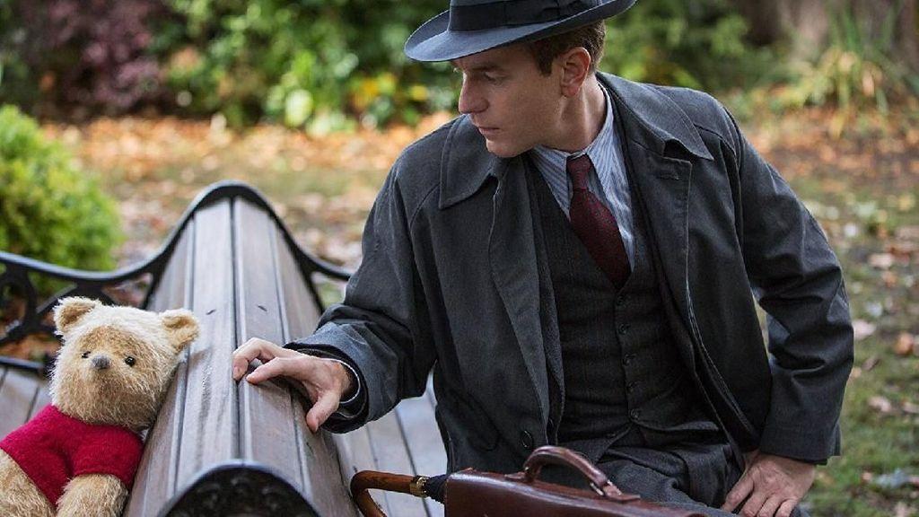 Sang Beruang Pooh Bertemu Kembali Christopher Robin di Trailer Terbaru