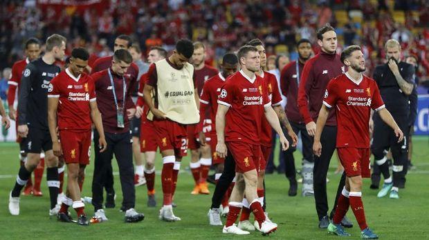 Di musim lalu Liverpool gagal menjadi juara Liga Champions.