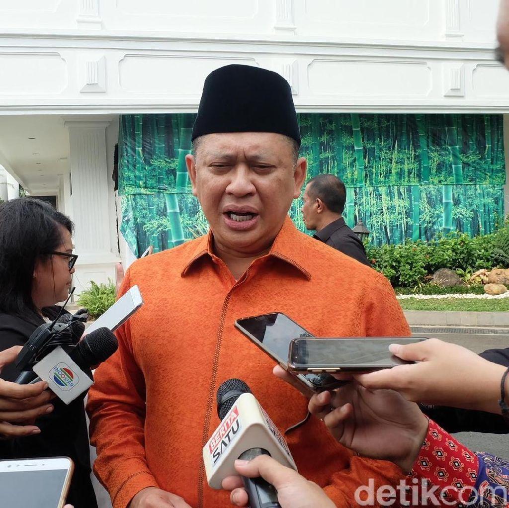 Ketua DPR Kedepankan Praduga Tak Bersalah untuk Herman Hery