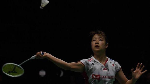 Nozomi Okuhara adalah juara dunia junior yang juga telah sukses jadi juara dunia di level senior,