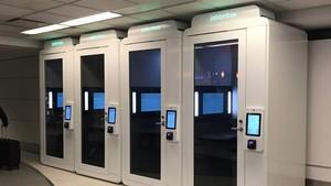 Foto: Inovatif! Ruang Tunggu Mungil di Bandara