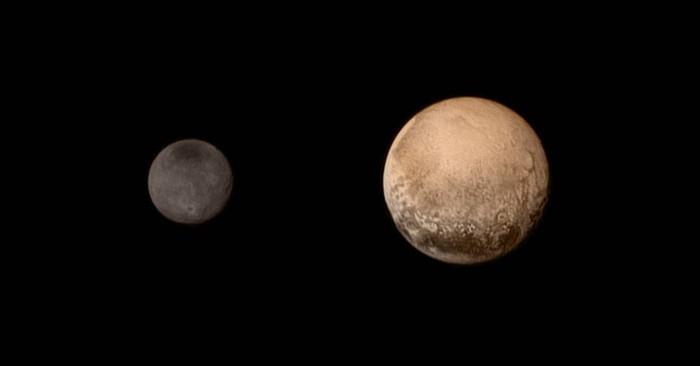 Pluto. Foto: NASA