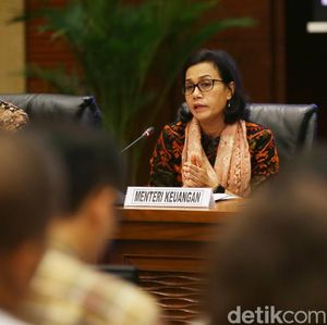 Pemerintah Sudah Tarik Utang Rp 179,2 Triliun hingga Mei 2018
