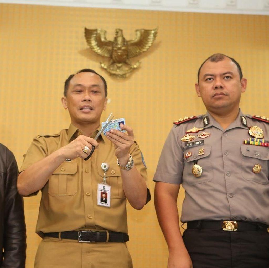 Polisi: Tak Ada Pidana Terkait Tercecernya KTP di Bogor