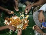 Megibung, Tradisi Bukber ala Muslim Kepaon Bali