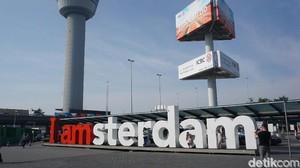 Buka Puasa Pukul 9 Malam di Amsterdam