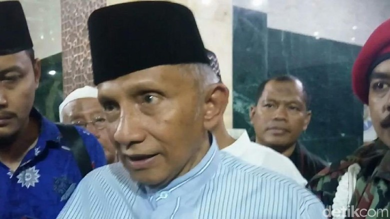 Amien Rais Bersedia Ketemu Jokowi, tapi Ada Syaratnya