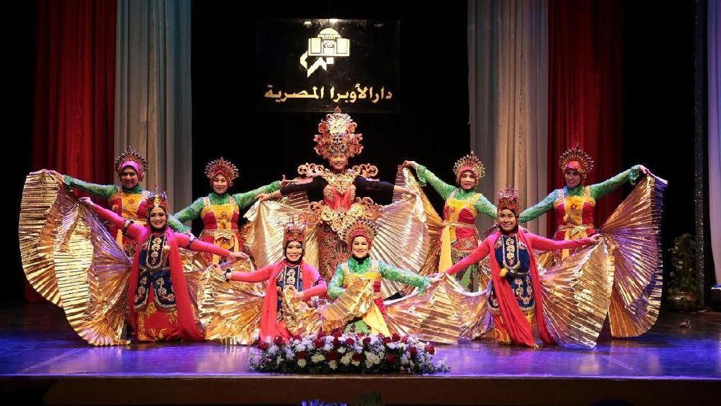 Malam Ramadan ala Indonesia Undang Decak Kagum Publik Mesir