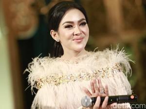 Syahrini Senang Musisi Indonesia Bisa Dihargai Tinggi di Rumah Sendiri