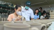 Ini Target Gus Ipul untuk Industri Keramik di Jawa Timur