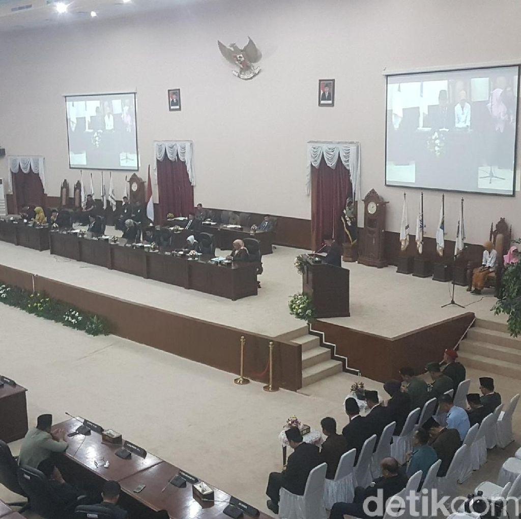 BPK Beri Opini WTP ke Laporan Keuangan Pemprov Banten 2017
