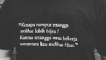 Karena Bahasa Indonesia di Dadaku