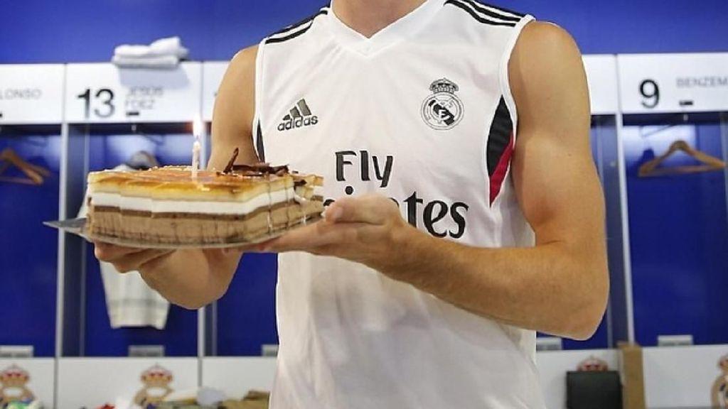 Pencetak Gol Real Madrid, Gareth Bale Ternyata Doyan Sushi dan Nasi