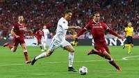 MU Vs Liverpool: Ini Rekor Gol Cristiano Ronaldo Lawan The Reds