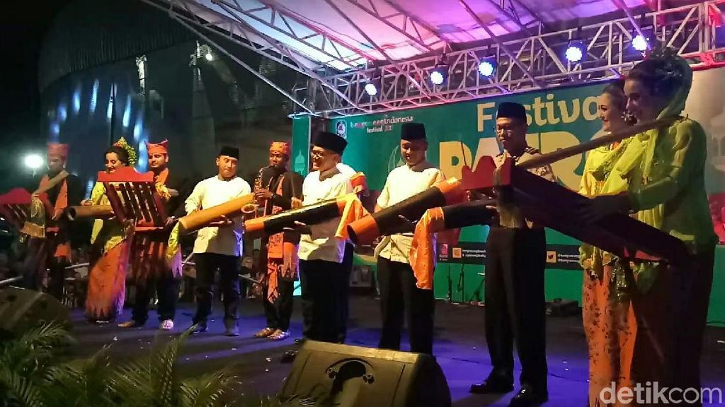 Meriahnya Festival Patrol Banyuwangi, Penggugah Sahur Ramadan