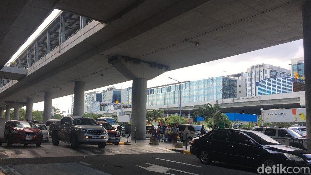 Tak Seperti di RI, Mobil-mobil di Filipina Gado-gado