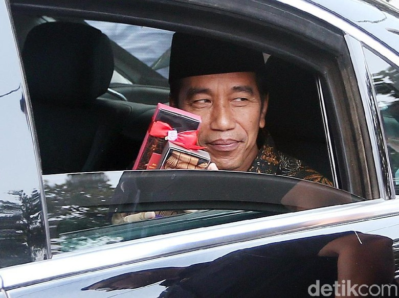 Jokowi akan Salat Idul Fitri dan Open House di Bogor