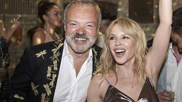 Ulang Tahun Kylie Minogue Bertabur Bintang