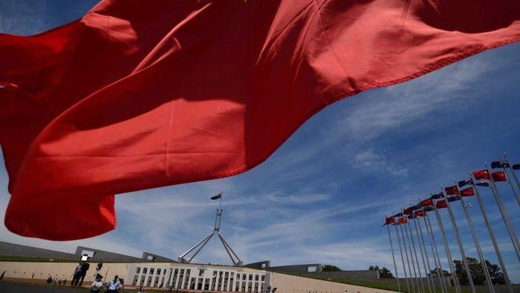 Laporan Rahasia Beberkan Infiltrasi China dalam Politik Australia