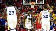 Kalahkan Rockets, Warriors Kembali Jumpa Cavs di Final NBA