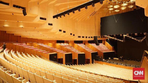 Tumpah Ruah di 'Circular Quay' hingga Sydney Opera House