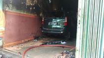 Rumah Kos di Kebalen Surabaya Terbakar, 8 Orang Tewas