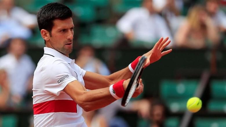 Djokovic Melangkah ke Babak Kedua
