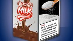 Studi menyarankan agar produk makanan atau minuman dijual dengan peringatan bergambar. Tujuannya untuk memaksa orang-orang menyadari pilihan dietnya.