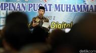 Jokowi Ingatkan Bahaya Medsos Disusupi Kepentingan Politik