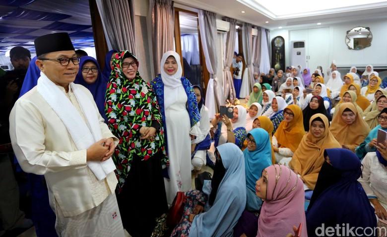 Halalbihalal Muhammadiyah, Zulkifli Ungkit Yahya Staquf ke Israel