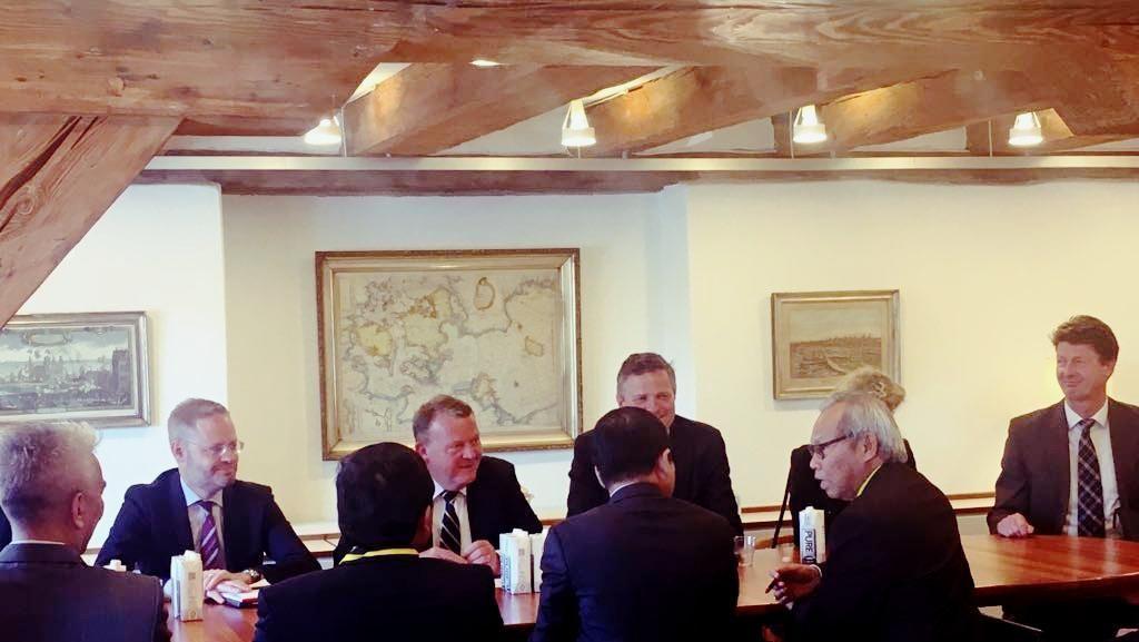 Menteri ESDM RI Lakukan Kunjungan 4 Hari di Denmark dan Swedia