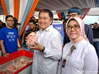Ayam Beku Pemkot Bandung Serupa dengan Restoran Cepat Saji