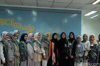 Serunya Finalis Sunsilk Hijab Hunt 2018 Kunjungi Kantor detik
