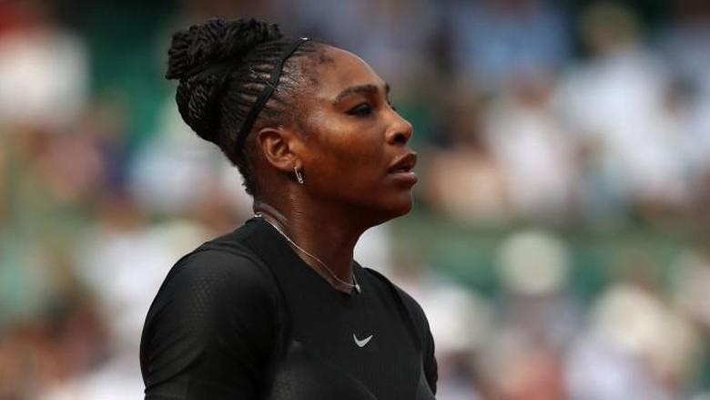 Serena Mundur, Sharapova Otomatis ke Perempatfinal Prancis Terbuka 2018