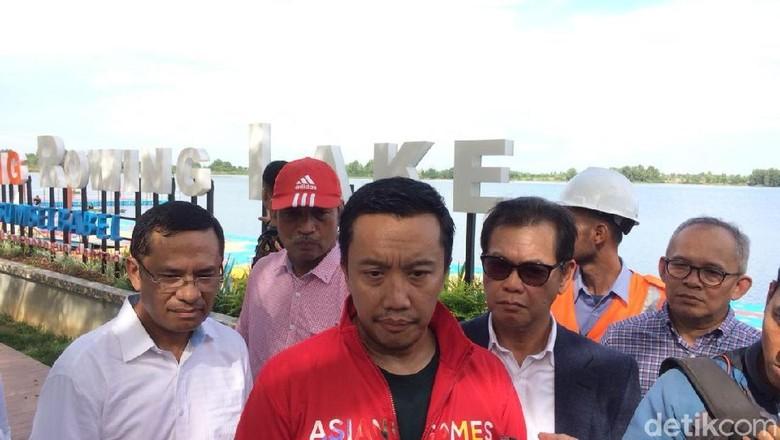 Menpora: Palembang Sudah Demam Asian Games Banget
