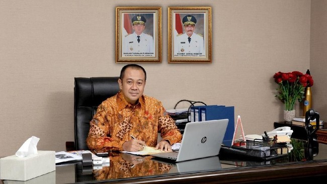 Foto: Direktur Utama PD Pasar Jaya Arief Nasrudin /Dok PD Pasar Jaya