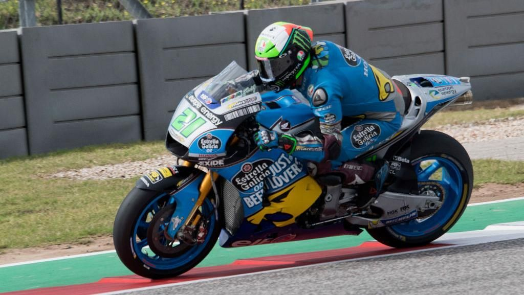 Murid Rossi Masuk Line Up Tim Satelit Yamaha di MotoGP 2019