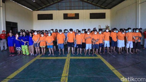 1.144 pelaku kriminal yang diciduk selama Operasi Pekat Kapuas 2018