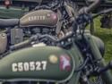 Royal Enfield Bergaya Perang Dunia II Meluncur di Indonesia Sore Ini
