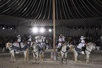 Putri Michael Jackson Tinggalkan Lokasi Fashion Show karena Ada Kuda