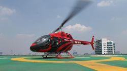 Permintaan Banyak, Transportasi Helikopter Perkotaan Bakal Diatur