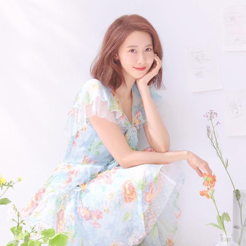 Rayakan Ultah Yoona SNSD, Fans Bangun Sekolah
