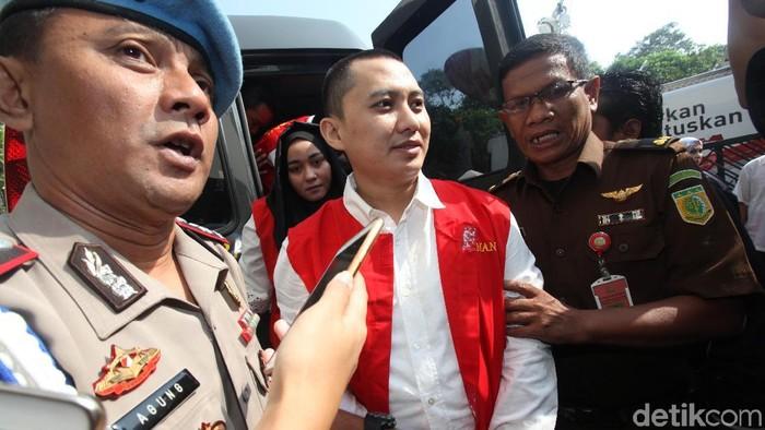 Bos First Travel, Andika Surachman (Lamhot Aritonang/detikcom)