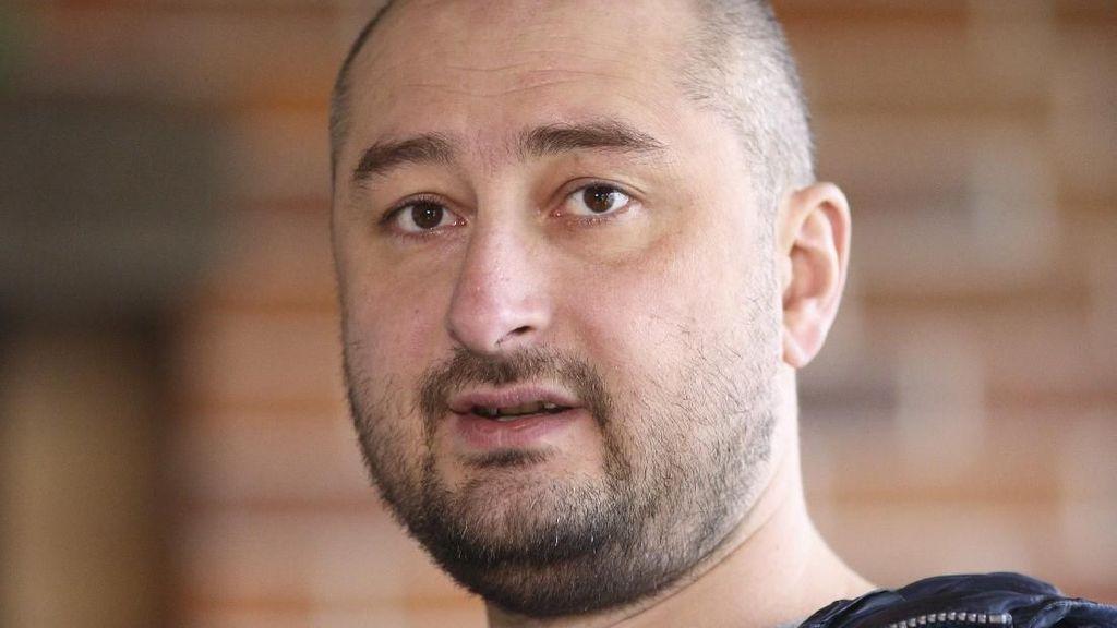 Jurnalis Rusia Pengkritik Putin Tewas Ditembak di Ukraina